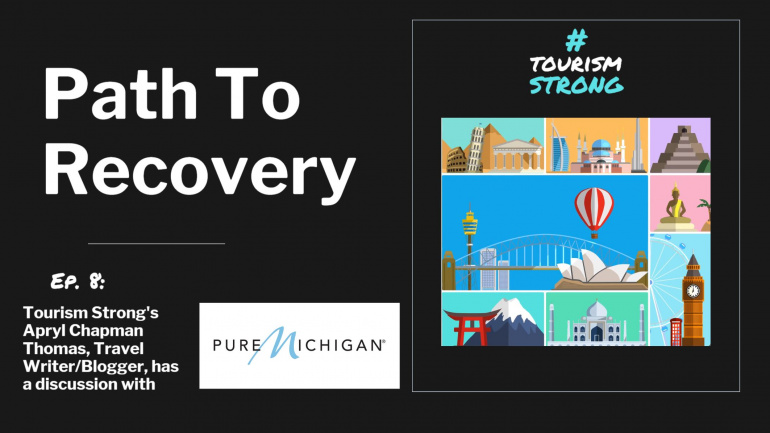 tourism strong pure michigan